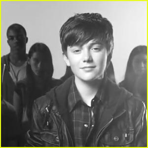 Greyson Chance - 'Hold On 'Til The Night' Video!