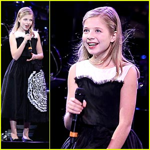 Jackie Evancho Can 'Hold Her Own Doing An Entire Show'