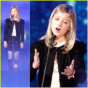 Jackie Evancho Wants A Kitten For Christmas