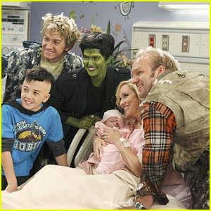 Good Luck Charlie: New Baby On The Way!!!