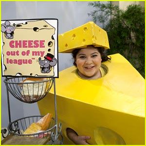 Raini Rodriguez: Cheese Me!
