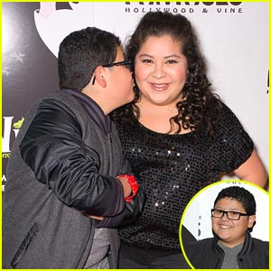 Rico & Raini Rodriguez: 'Wicked' Opening Night!