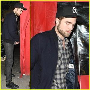 Robert Pattinson: 'Breaking Dawn' Tops Box Office