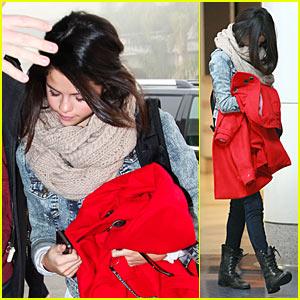 Selena Gomez: New Year's Eve, Here I Come!