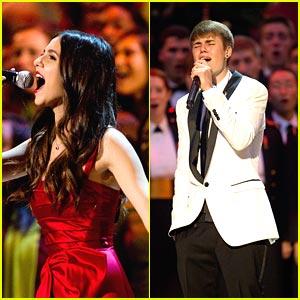 Victoria Justice & Justin Bieber: Christmas in Washington Airs Tonight!