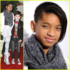 Willow Smith Meets Mason Cook!