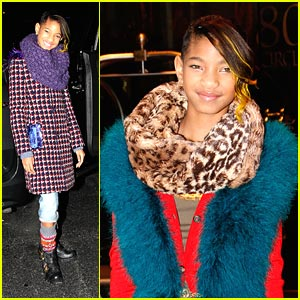 Willow Smith: 'Fireball' Video Teaser!