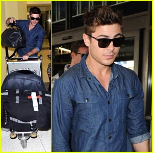 Zac Efron: 'Very Grateful' For High School Musical