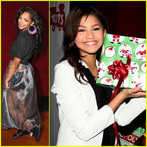 Zendaya: Pastry Party with Madison Pettis!