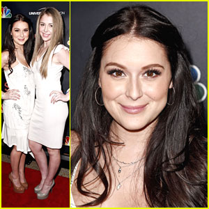 Alexa Vega: 'Smash' with Sister Makenzie