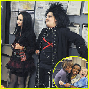 Sierra McCormick &#038; Aedin Mincks: Goth ANTs!