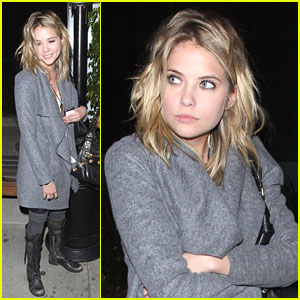 Ashley Benson: BOA Beauty