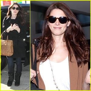 Ashley Greene Loves Rachel Bilson's Style