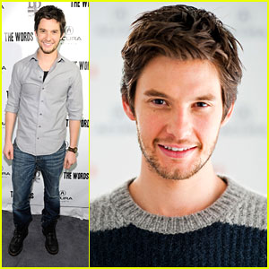 Ben Barnes Has 'Words' with Sundance
