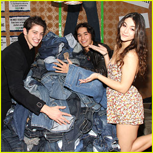 Booboo Stewart: Teens For Jeans with Chris Galya