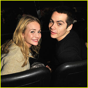 Britt Robertson & Dylan O'Brien: 'The First Time' Premiere!