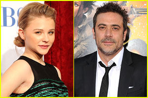 Chloe Moretz: In A 'Rut' with Jeffrey Dean Morgan