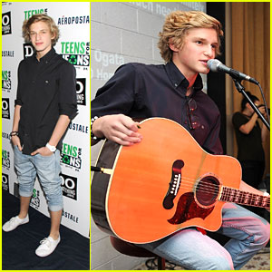Happy Birthday, Cody Simpson!