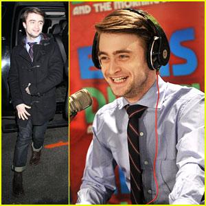 Daniel Radcliffe: Good Morning, America!