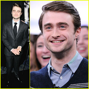 Daniel Radcliffe: 'Woman in Black' Premiere in Toronto