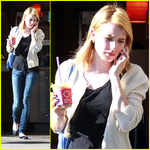 Emma Roberts Defers College For Now