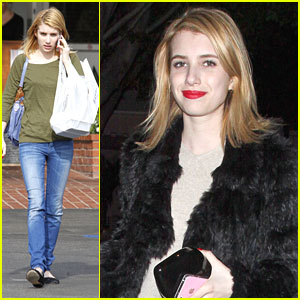 Emma Roberts: No More 'Spring Breakers'