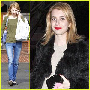 Emma Roberts: No More 'Spring Breakers'