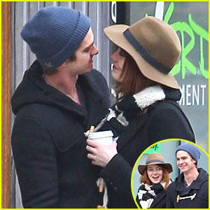 Emma Stone & Andrew Garfield: Sunday Sweethearts
