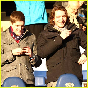 James Phelps: Birmingham City Football Game!