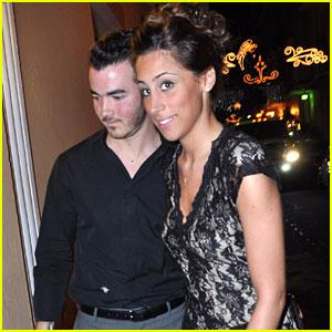 Kevin & Danielle Jonas: Puerto Rico Pair