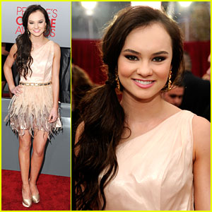 Madeline Carroll: People's Choice Awards 2012