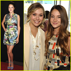 Shailene Woodley: LAFMA & Spirit Awards Events!
