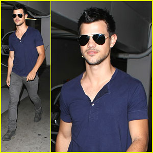 Taylor Lautner: No 'Goliath' with Dwayne Johnson