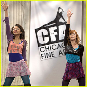 Bella Thorne & Zendaya 'Apply It Up' -- Exclusive Pics!