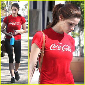 Ashley Greene: Coca Cola Cutie
