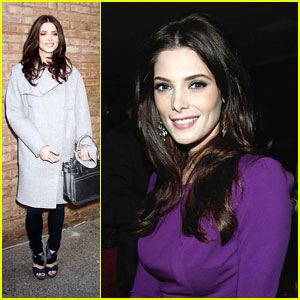 Ashley Greene: 'Lucky' Mag Cover Party!