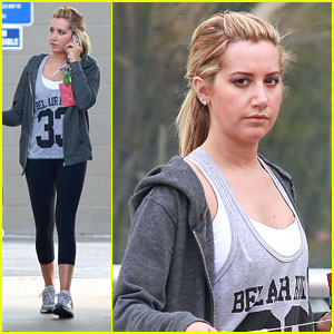 Ashley Tisdale: New CBS Comedy Pilot!