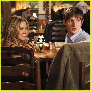 Ashley Tisdale on 'Raising Hope' -- First Pic!