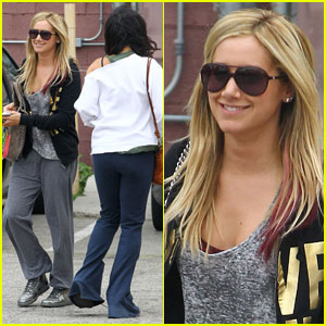 Vanessa Hudgens & Ashley Tisdale: Dancing Darlings