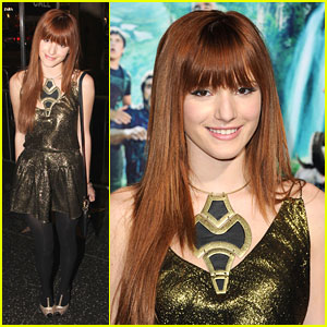 Bella Thorne: 'Journey 2' Premiere!