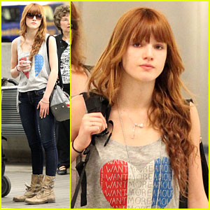 Bella Thorne: Danimals Shoot in Miami!