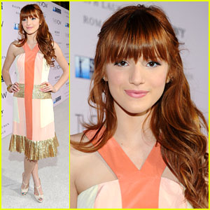 Bella Thorne: 'The Vow' Premiere Pretty