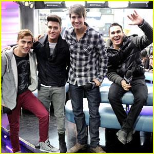 Big Time Rush: New 'Big Time Summer Tour' Dates!