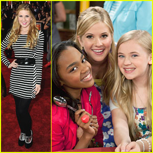 Caroline Sunshine: 'John Carter' Premiere with Roshon Fegan!