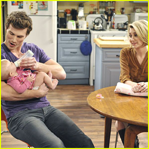 Chelsea Kane: FIRST LOOK at 'Baby Daddy'!