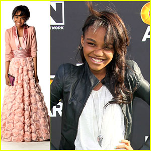 China Anne McClain's Award Show Weekend!