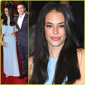 Chloe Bridges & Daryl Sabara: 'John Carter' Couple