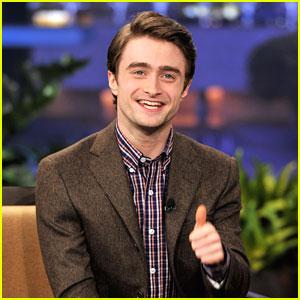 Daniel Radcliffe: 'I Look Like A Little Frog Boy'