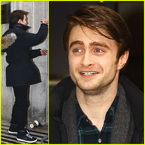 Daniel Radcliffe: The Woman in Black is 'Very Scary & Beautiful'