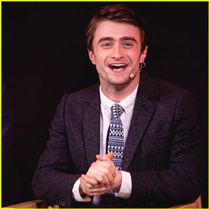 Daniel Radcliffe: 'I Just Want To Work'